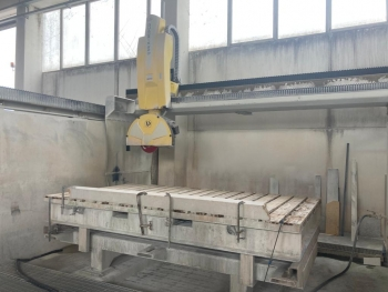 539- DONATONI 5 AXES DISC 1100 mm- CNC